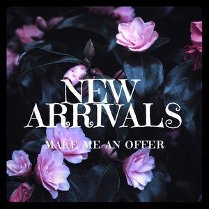 New Arrivals!!